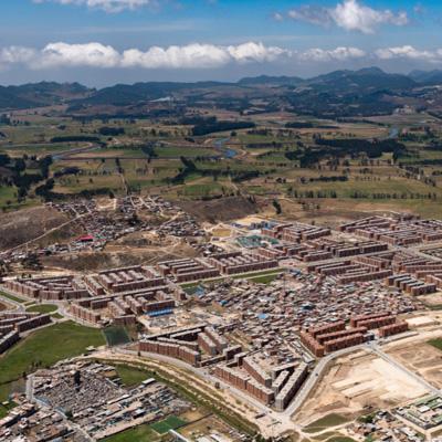 Reactivación Megaproyecto HogaresSoacha
